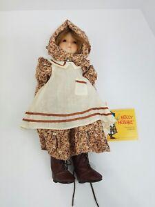 Holly Hobbie porcelain doll 1984 Fall