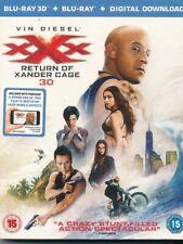 xXx: Return Of Xander Cage (Blu-ray + Blu-ray 3D) *