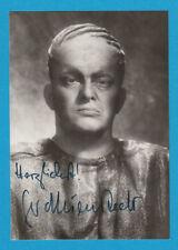 """Gerd Nienstedt - Oper - Bayreuth -  Bayreuther Festspiele 1967 - """" Klingsor """""""