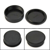 Portable42mm Front Rear Cap Cover Plastic For M42 Digital Camera Body And Lens
