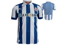Puma Espanyol Barcelona Heim Trikot blau Espanol Home Shirt Fan Jersey Gr.S