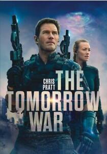 The Tomorrow War - Action Adventure Drama (2021) DVD