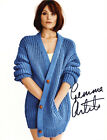 Gemma ARTERTON (James BOND) 20x25 AUTOGRAPHE Autograph PHOTO SIGNEE signed FOTO