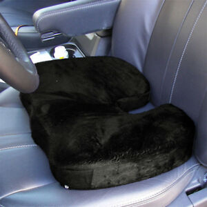 Car Seat Cushion Protector Sit Cover Mat Pad Protect Lower Back Spinal Healthy