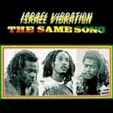 """ISRAEL VIBRATION """"THE SAME SONG"""" CD NEUWARE"""