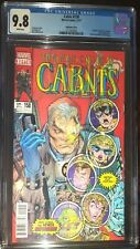 Cable #150 CGC 9.8 Lenticular Cover