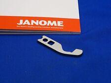 JANOME GENUINE UPPER KNIFE BLADE FITS 204D DM234 3434D 7034D OVERLOCK MACHINES