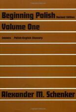 001: Beginning Polish: Revised edition, Volume 1 (Yale Language Series) by Sc…