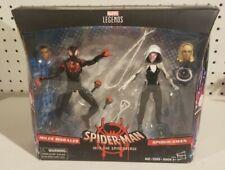 Marvel Legends Miles Morales Gwen Stacy 2 Pack Spiderverse Spider-Gwen NIB