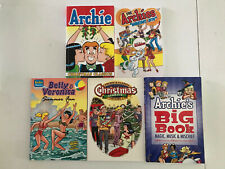 Archie Christmas Classics Betty Veronica Summer Fun Big Book [Lot of 5 TPBs]