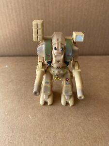 "Robotech Exo Squad Excalibur Mk VI 3"" Figure, 1994 Playmates"