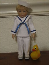 SAILOR OUTFIT FOR DJ KISH DOLL...