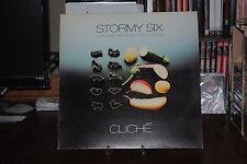 STORMY SIX CLICHE' LP 33 GIRI