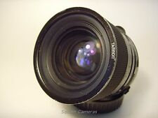Tamron Adaptall-2 35-70mm F3.5 CF Macro zoom lens with Pentax K Mount