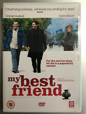 Daniel Auteuil Dany Boon MY BEST FRIEND ~ 2006 French Comedy UK DVD
