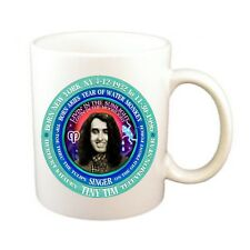 Tiny Tim 70's Singer Cup, Astrology Aries Zodiac Water Monkey