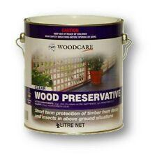 TWA Woodcare 2l Clear Wood Preservative Timber