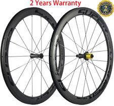Superteam 50mm Carbon Wheels Ceramic R7 Clincher Bicycle Bicycle Wheelset 700C
