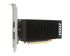 MSI GeForce GT 1030 2GB Low Profile OC GDDR4 Video Card Graphics GPU