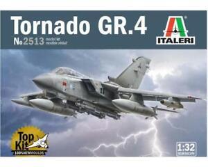 Novità ITALERI 2513 Tornado Gr.4 Aereo MILITARE Plan Kit ITALERI 1:32
