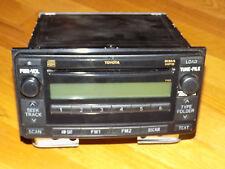 06 07 08 09 Toyota 4 Runner 86120-35350 OEM 6 CD Radio Player  DEH-MG8257