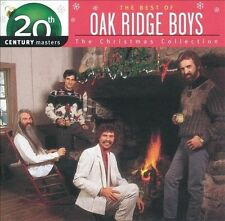 "THE OAK RIDGE BOYS, CD ""THE CHRISTMAS COLLECTION"" NEW SEALED"