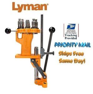 Lyman All American 8 Turret Press > EIGHT STATIONS! < BRAND NEW! # 7040750