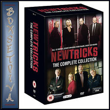NEW TRICKS - COMPLETE COLLECTION - SERIES 1 - 12 * BRAND NEW DVD BOXSET***