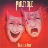 MOTLEY CRUE - THEATRE OF PAIN (+6 Bonus)(1985/2008)Glam Metal CD Jewel Case+GIFT