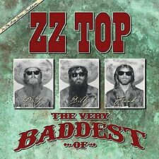 ZZ Top - The Very Baddest Of ZZ Top (Double Disc Edition) [CD]