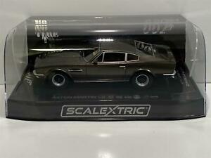 Scalextric C4203 James Bond Aston Martin V8 No Time To Die New Boxed