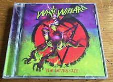 WHITE WIZZARD The Devils Cut - CD