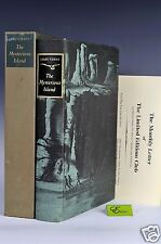 Limited Editions Club Mysterious Island Jules Verne Edward A. Wilson Illustrated
