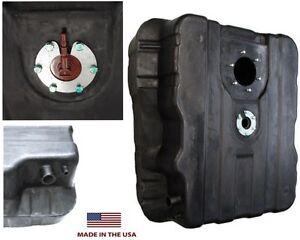 Plastic Diesel Fuel Tank W/Gasket 40gal FOR 2000-2010 Ford F250-F550 Super Duty