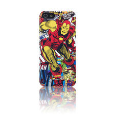 ANYMODE MARVEL HARDCASE CUSTODIA per APPLE IPHONE 5 5G 5S IRONMAN