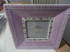 GRANDMOTHER PHOTO FRAME BY AMSCAN ( 4 X 6)