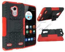 Cover e custodie rossi Per ZTE Blade in plastica per cellulari e palmari