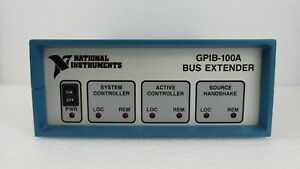 National Instruments NI GPIB-100A Bus Extender