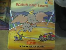 Watch & Learn (A Book about Shapes)