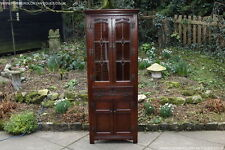 Oak Art Deco Original Antique Cabinets