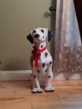 Large Budweiser Dalmatian Dog Store Display