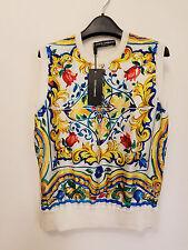 Dolce & Gabbana Maiolica Sless Shell Original:$1095.00 size 42IT/6US