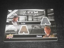 MARVEL ANT-MAN LUIS / DAVE PYM PARTICLES COSTUME DUAL Trasing Card PT2-LD