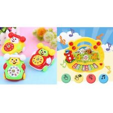 Baby Kids Musical Educational Animal Farm Piano Developmental Music Cxz IvLdE