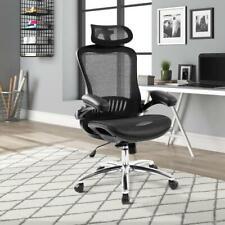 360 Swivel Computer Mesh Chair Home Executive Desk Chair Comfortable Reclining