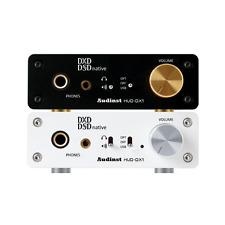AUDINST HUD-DX1 (BLACK) Audiophile USB Audio DAC & Headphone Amp