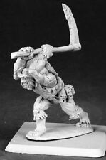 THE SCARECROW GOLEM chair - PATHFINDER REAPER miniature figurine rpg flesh 60029