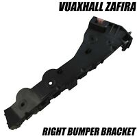 FRONT RIGHT DRIVER SIDE BUMPER TO WING BRACKET FOR VUAXHALL ZAFIRA B 1406606
