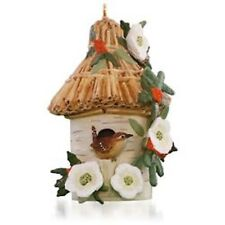 Hallmark Ornament 2015 A Home for Wren Series   Marjolein Bastin Garden #2
