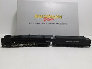 HO Bachmann Plus Niagara B&O 4-8-5 Steam Locomotive #6005